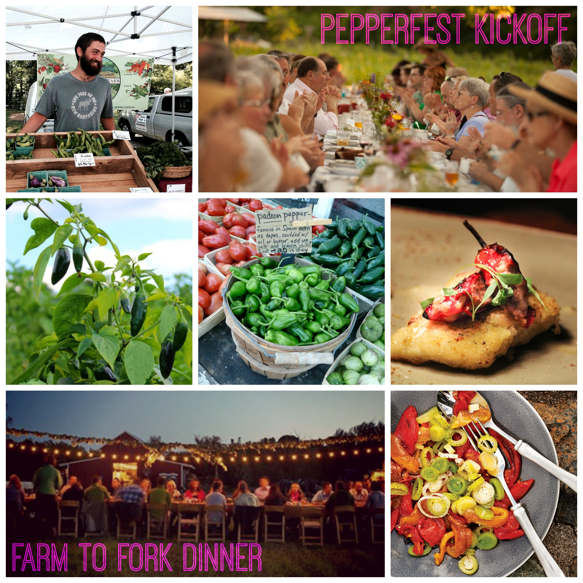 PepFestFarmForkCollage